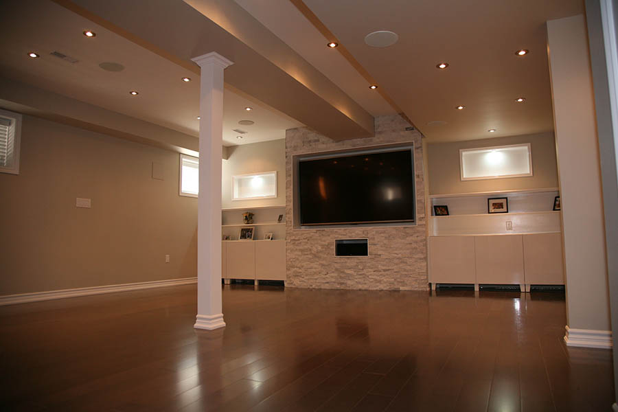 Portfolio: Basement Renovations | Reno Bros. Residential Home Renovations U0026  Remodeling | (289) 244 8760