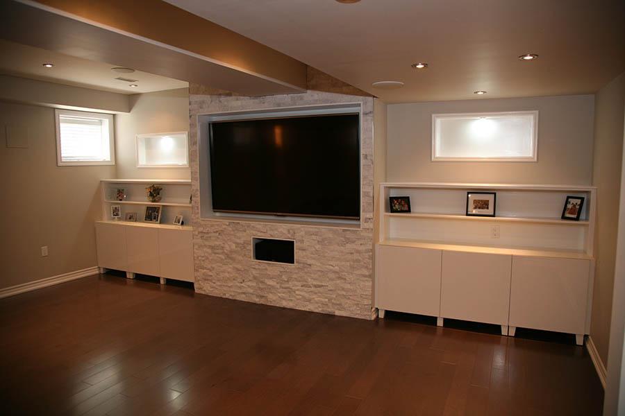 portfolio basement renovations reno bros residential