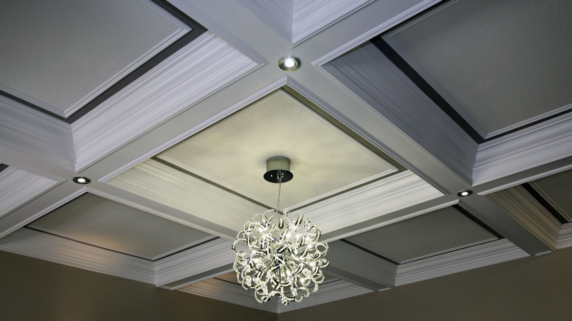 Custom Ceilings and Moldings